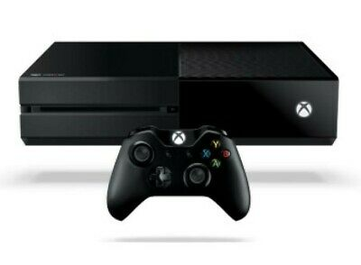Microsoft Xbox One Day One Edition 500GB Black Console