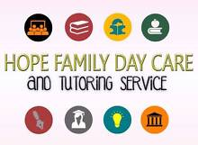 Hope Family Day Care and Tutoring Services. Quakers Hill Blacktown Area Preview