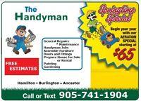 Need a Handyman ?