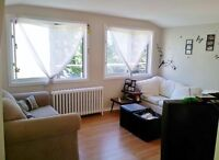 WOW! Spacious top floor 2 bedroom close to everything!