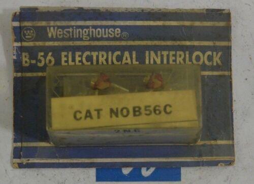 WESTINGHOUSE B-56 B56C ELECTRICAL INTERLOCK - NEW