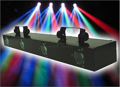 Licht Bar (Licht Effekt für Party Disco Club Effektbar Lichtanlage mit 256 LED´s SONDERDEAL)