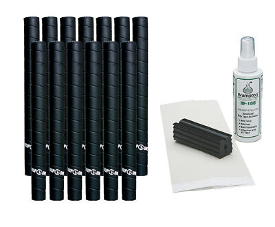 - 13 G1 Design Non-Taper Wrap Grips - Free Grip Kit
