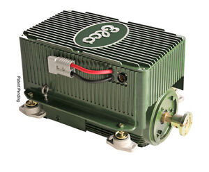 35 kW Elco electric boat motor - NEW!