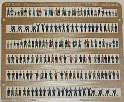 eduard 1/350 Titanic Passengers Figures (painted) 17510 X