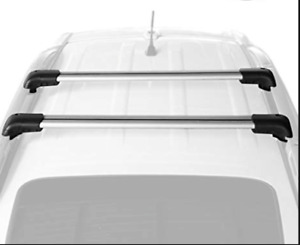 Universal 54 Inch Aluminum Roof Cross Bars