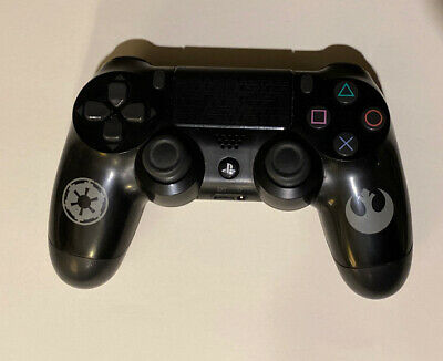 Playstation 4 Star Wars Battlefront 2 Dualshock Controlled Used