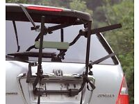 CAR BIKE CARRIER ()REAR MOUNTED TYPE, NOT TOWBAR or 4x4)