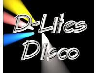 D-LITES DISCO Mobile DJ/DISCO