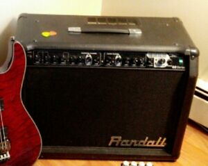 Randall 75w  1x12 electric guitar amp