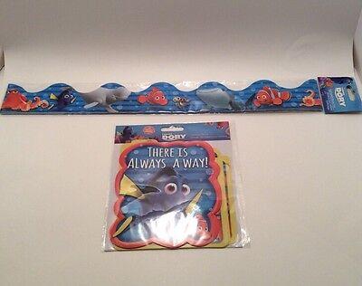 Disney Classroom Decorations (Disney Finding Dory Nemo Bulletin Board Boarder Classroom Decor Teacher)