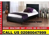 **BRAND NEW SINGLE SMALL DOUBLE DIVAN BED**