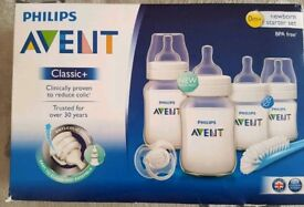 Philips newborn starter set