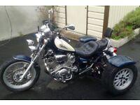 Yamaha XV1100 Trike
