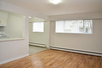 *Quiet Walk-Up in Trendy South Granville with Modern Finishes!