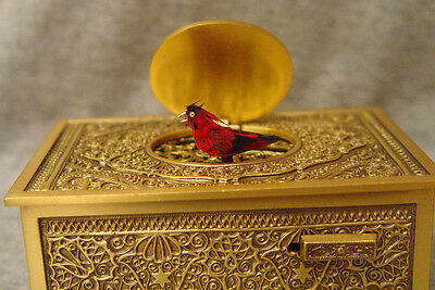 1950s Griesbaum #19 singing bird box ~ just serviced