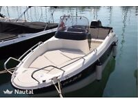 Quicksilver 455 Activ with Mariner 60hp 4-Stroke For Sale