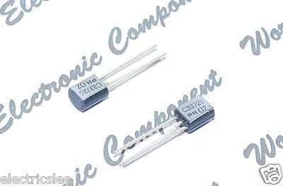 10pcs - Philips Bc337-25 Npn Transistor - To-92 To92 - Genuine Nos