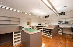 URGENT NEED TO SELL - OFFICE DESKS New Farm Brisbane North East Preview
