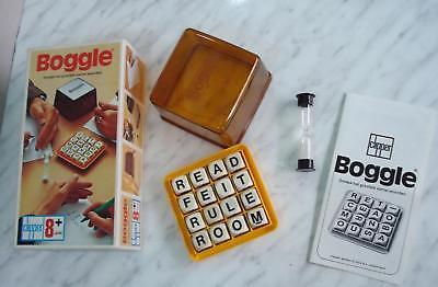 VINTAGE CHILD BOARD GAME SCRABBLE w/ORIGINAL BOX
