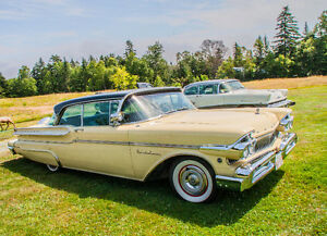 1957 Mercury Montclair - 2 Door HardTop