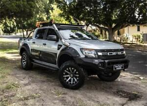 2013 FORD RANGER MANUAL 4X4 TURBO DIESEL Welshpool Canning Area Preview