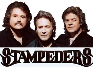 The Stampeders | Burlington Performing Arts Centre | April 29th