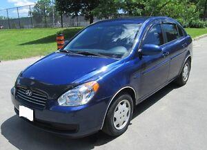 2008 Hyundai Accent GLS Sport Sedan