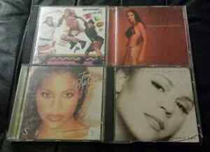 4 CD'S for $5