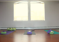Room to rent to Health and Wellness Professional in Yoga Studio