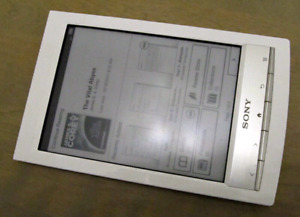 Sony eBook Reader - WiFi Audio microSD