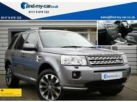 2012 12 Land Rover Freelander 2 2.2 SD4 HSE Auto FULLY LOADED