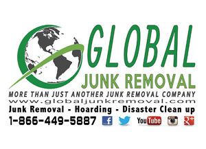 Junk Removal and Hoarding Services Kawartha Lakes Peterborough Area image 1
