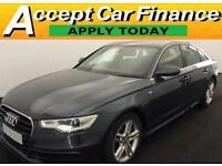 Audi A6 Saloon FROM £83 PER WEEK!