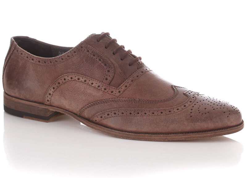 Dolce and Gabbana Leather Oxford Brougues
