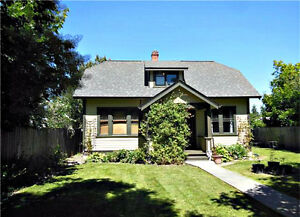 SALMON ARM - Character Home in Waterfront area