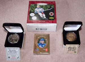 Wayne Gretzky collectibles