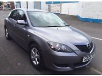 56/06 plate Mazda 3 just Passed MOTd July 2017