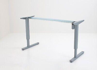 Tischgestell Schreibtisch (52-112) elektrisch höhenverstellbar 112 cm breit Neu