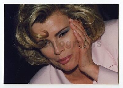 Kim Basinger   Vintage Candid Photo By Peter Warrack   Previously Unpublished