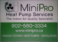 Mini Pro Heat Pump Services...www.minipro.ca