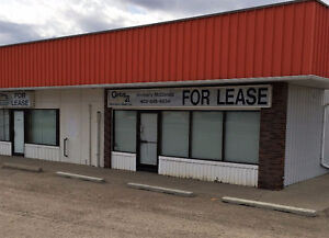 Commercial Bay FOR LEASE-Rocky Mountain House- MLS# CA0073984