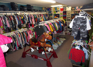New & Gently Used Children's Clothing, Accys & Toys! London Ontario image 2
