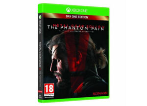 [Xbox One] Metal Gear Solid: Phantom Pain (Day One Edition)