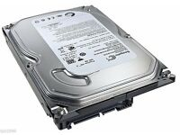 Seagate 500GB Hard Drive ST3500312CS with Free Data Cable and OS