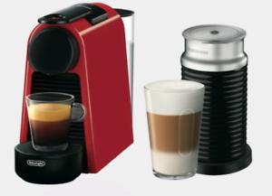 Coffee machine &capsules