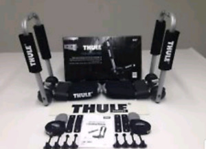 Thule 835PRO Hull a port Pro Rooftop Kayak Carrier $260
