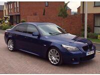 2008 BMW 520D M SPORT LCI AUTO