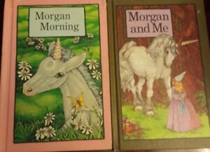 SERENDIPITY BOOKS LOT OF 5 Futterfly,  Morgan the Unicorn Leo