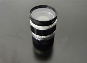 Canon 50mm F1.4 for Leica M